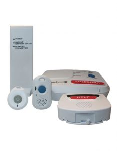 Medic Alert System - CaretakerSentry