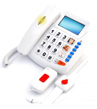SOS emergency phone - senior citizen home care