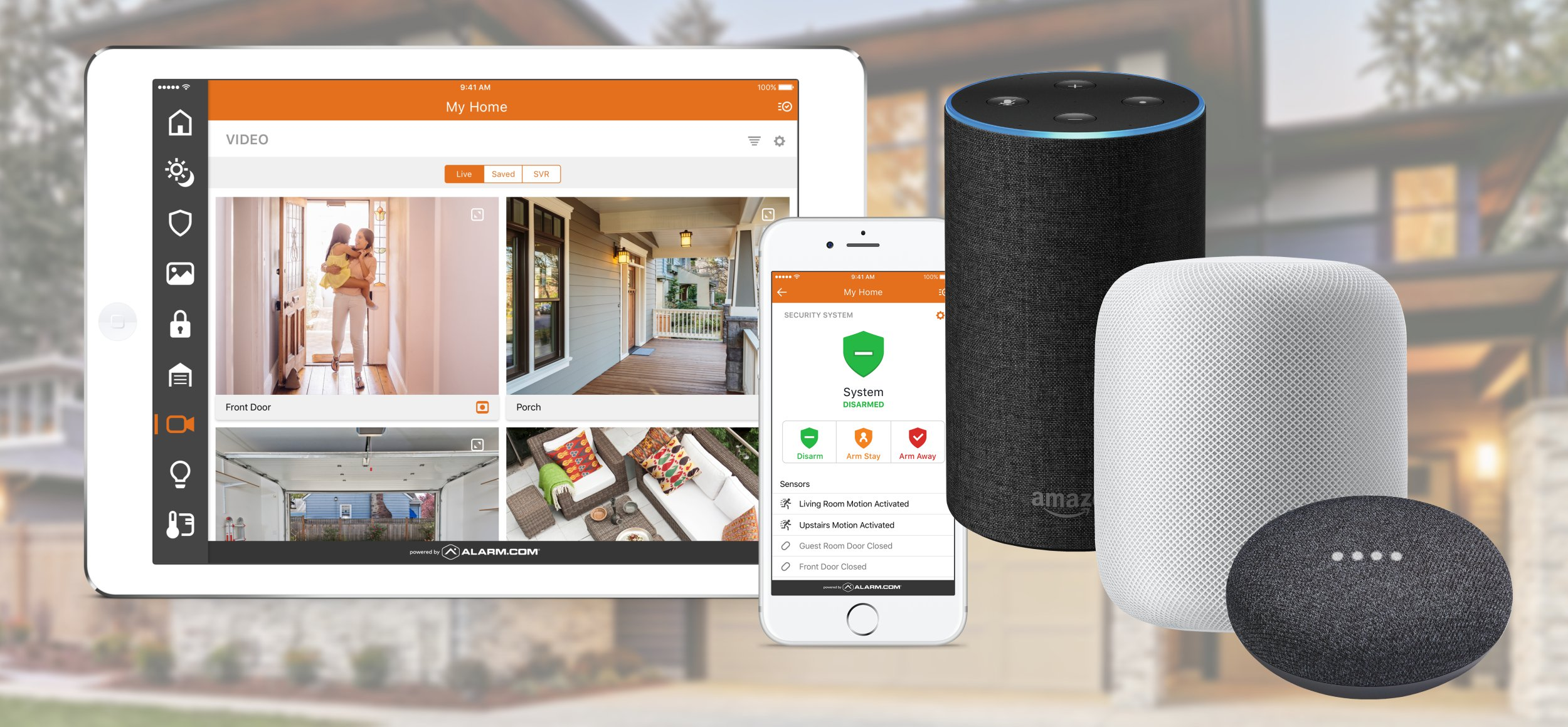 best security home automation