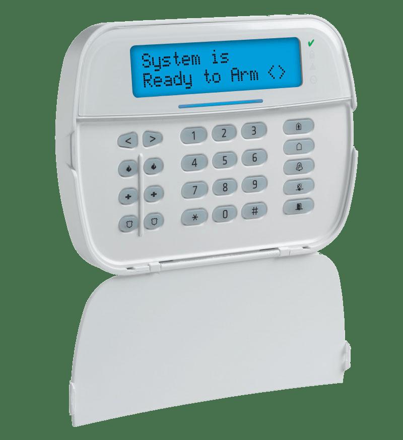 PowerG 2-Way Wireless Arming Station
